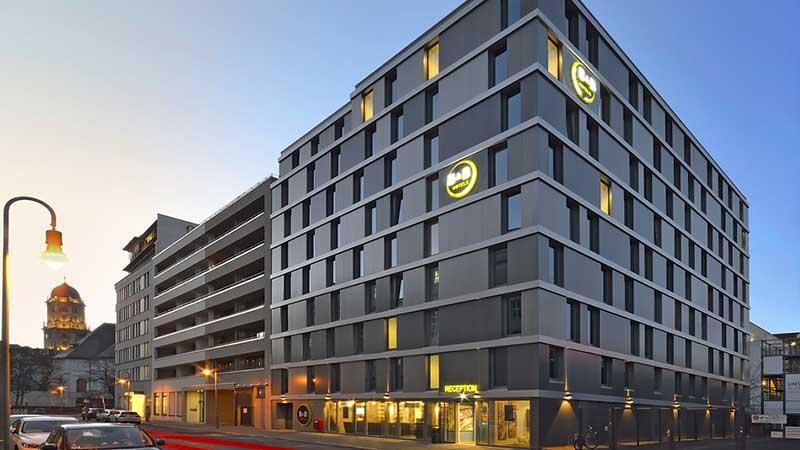 Hotel B&B Berlin-Alexanderplatz