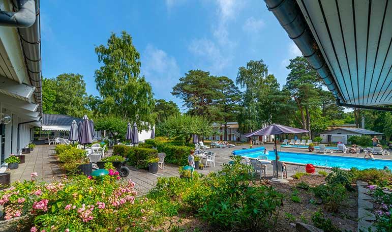 Hotel Balka Søbad