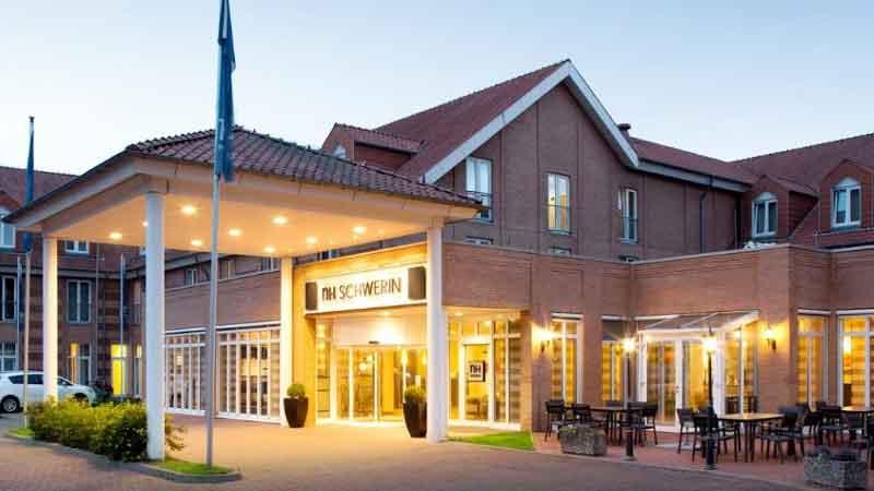 Hotel NH Schwerin.