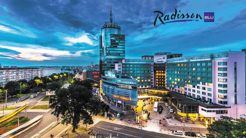 Hotel Radisson Blu Stettin