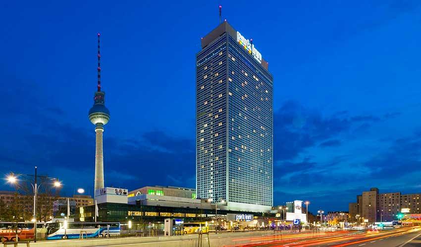 Hotel Parkinn Radisson Alexanderplatz