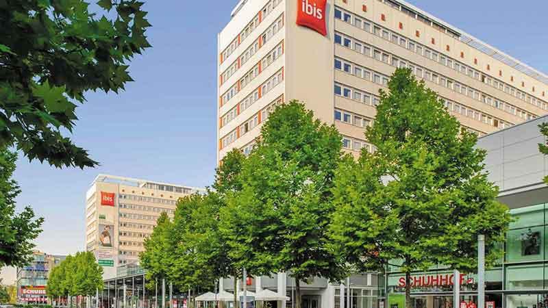 Hotel Ibis Dresden